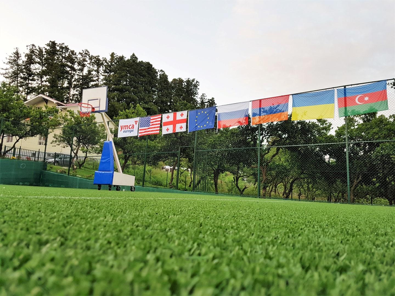 sport field ureki