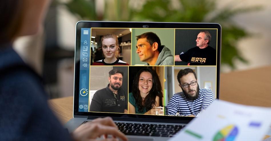 Planning team online